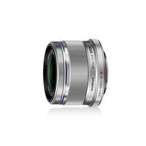 レンズ M.ZUIKO DIGITAL 25mm F1.8 シルバー EZM25/F1.8 SLV