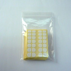 ネイルズマジック ネイルチップ用両面テープ お徳用  ≪ 厚さ0.25mm 50回分 ≫|topstarjapan