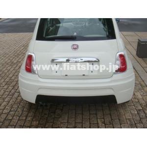 メーカーコード:F500-12  車種:FIAT 500 ジャンル:エアロ・外装 -> リアバ...