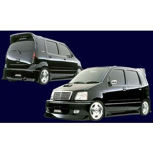 MC11S.21S/12S.22S WAGON R IMPERIAL メッキモール