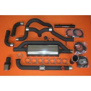 車種:FIAT 500 ジャンル:マフラー & 吸排気系パーツ -> エキゾーストキッ...