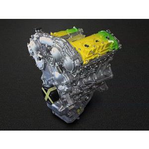 GT-R R35 JUNショートコンプリートエンジン 4.0L