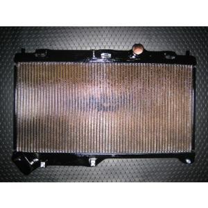 【ポイント5倍】 K&G ローレル HC33 ラジエーター 銅コア増し製