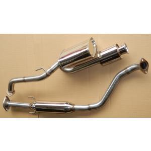 車種:K13 マーチ ジャンル:マフラー & 吸排気系パーツ -> エキゾーストキット...