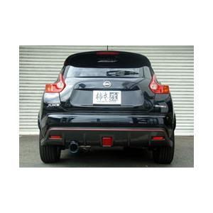 メーカーコード:N71397  車種:F15 ジューク ジャンル:マフラー & 吸排気系パー...