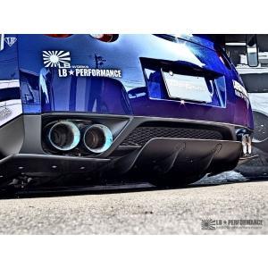 車種:R35 GT-R ジャンル:エアロ・外装 -> リアアンダー / ディフューザー  --...