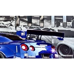 車種:R35 GT-R ジャンル:エアロ・外装 -> リアウイング / リアスポイラー  --...