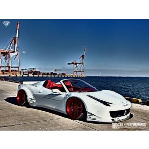 車種:Ferrari 458 Italia ジャンル:エアロ・外装 -> コンプリートボディキ...