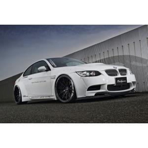 車種:BMW 3 Series Coupe  E92 ジャンル:エアロ・外装 -> コンプリー...