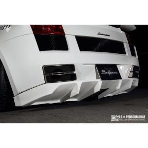 車種:Lamborghini Gallardo ジャンル:エアロ・外装 -> リアアンダー /...