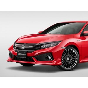 Genuine OEM Honda CIVIC 4Dr HATCHBACK Front Under Body Spoiler Kit 2017-2018