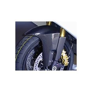 マジカルレーシング GSX-R1000 03-04 レーシングボディワーク フロントフェンダー FRP 白