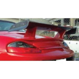 PORSCHE BOXTER 986 GT リアウイング...
