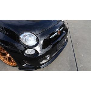 車種:FIAT 500 ジャンル:エアロ・外装 -> フロントリップ  -----------...