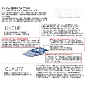 フェアレディZ GCZ32 クーラントホース+ホースバンドセット 標準カラー:パープル|toptuner-store|02
