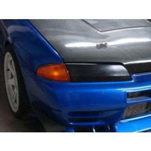 スカイライン R32 ダミーヘッドライト