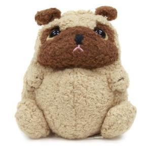 パグ ぬいぐるみ(子犬のぬいぐるみ) プレゼントに最適 |topwan