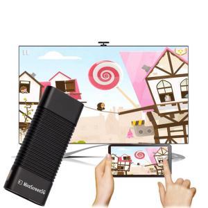 新入荷 MiraScreen 5G wifiスクリーンレシーバー ミラーリング ワイヤレス ディスプレイ レシーバ1080P ドングル Miracast DLNA AirPlay  送料無料 代引不可