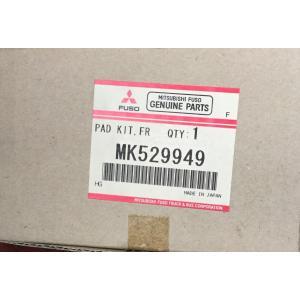 キャンター 純正ディスクパット MK529949 キャンター(3トン)FE300〜FE300,BE64 tora-rd