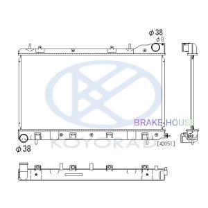 radiator フォレスター MT 45111SA081PL092219|tora-rd