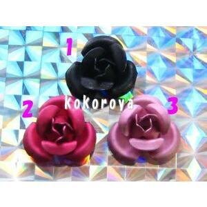 硬質マッドアルミバラ 各種 10個|tora-shop