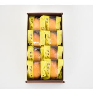 レモンボート8個入 ギフト レモンケーキ 瀬戸内産 内祝 お土産 お取り寄せ 敬老の日 ギフト スイーツ|toraya-sweets