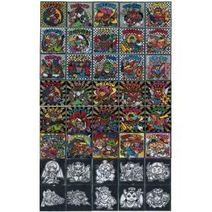 ビックリマン キャラクター秘蔵外伝 No.01〜No.40 全40枚セット(フルコンプ)