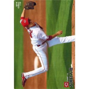 選手名:大瀬良 大地 チーム:広島 収録:2018プロ野球チップス 第2弾 番号:110 カードの種...