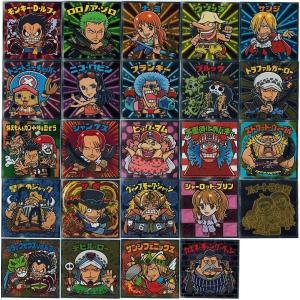 ビックリマンチョコ ワンピースマン2 新世界編 新世界-01〜新世界-24 全24枚セット(フルコンプ)