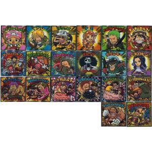 ビックリマンチョコ ワンピースマン 20周年シール No.01〜No.20 ノーマル全20枚セット torekado0822