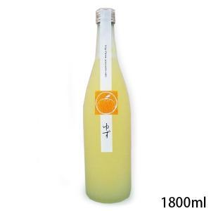 平和酒造 「鶴梅」ゆず酒(柚子酒)(1800ml)