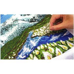 Olympusクロスステッチ刺繍キット 7463 「端午の節句」子供の日|torii|03