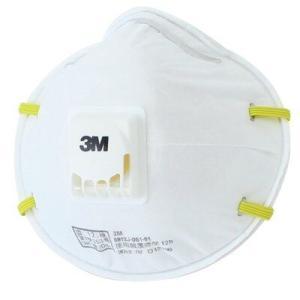 3M使い捨て防じんマスク 8812J-DS1 2枚入り