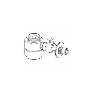 分岐水栓 パナソニック CB-SKH6 KVK製シングルレバー水栓KM5011シリーズに対応。 torikae-com