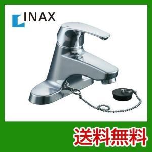 LF-B355S INAX シングルレバー混合水栓 洗面所用 洗面台 蛇口 ツーホール【納期については下記 納期・配送をご確認ください】 torikae-com