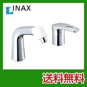 LF-HX360SYR--500 INAX 洗面水栓 洗面所 洗面台 蛇口 ツーホール(コンビネーション) torikae-com