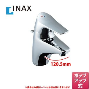 LF-J340SY INAX 洗面水栓 洗面所 洗面台 蛇口 ワンホール torikae-com