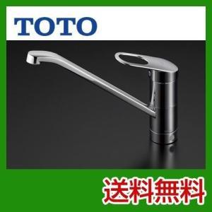 TKGG31E TOTO キッチン水栓金具 GGシリーズ(エコシングル水栓) ノーマルタイプ 台付1穴タイプ 混合水栓 ワンホールタイプ|torikae-com|02