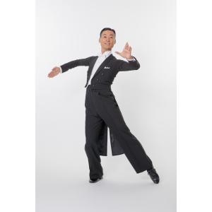 50070 ゴールデンフィット 東京トリキン 燕尾服 社交ダンス ダンス衣装 送料無料|torikin21