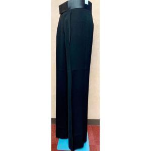 k1903-c ハイウエストラテンパンツ 東京トリキン メンズ 社交ダンス ダンス衣装|torikin21
