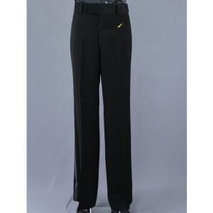 T1348-C 新合繊 ラテンパンツ ノータック 東京トリキン メンズ 社交ダンス ダンス衣装|torikin21