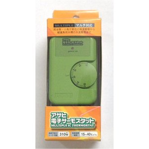 CAP! 鳥用品 アサヒ 電子サーモスタット|torimura