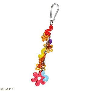 CAP! 鳥のおもちゃ jerry's bird toy 花こりす torimura