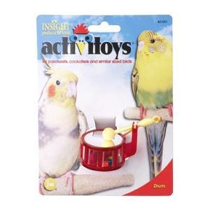 CAP! 鳥のおもちゃ ドラム|torimura