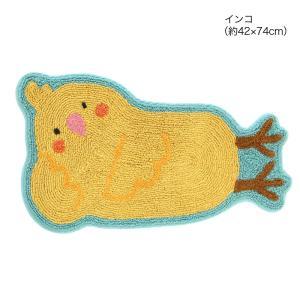 【Tomo.co】マット おそいねアニマルインコ|torimura