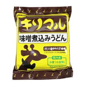 賞味期限2021/6/1【小笠原製粉】キリマル 味噌煮込みうどん|torimura
