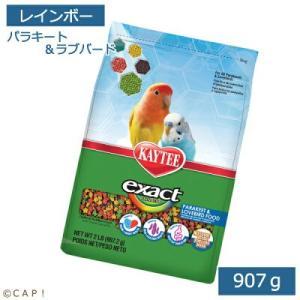 CAP! 鳥の餌 在庫処分市 賞味期限:2020/10/21 ケイティー レインボー パラキート&ラブバード 2#【907g】|torimura