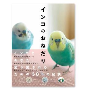CAP! 鳥の飼育本 大泉書店 インコのおねだり|torimura