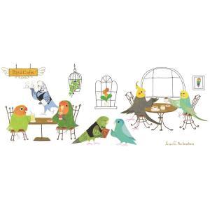 【あトリえ】マグカップバードカフェ|torimura