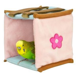 CAP! 鳥の寝袋 SANKO B34小鳥の四角ベッド|torimura